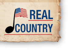 KIRC Real Country 105.9FM Logo